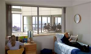 Nathan R Miller Residence Hall Suffolk University By Cannon Design
