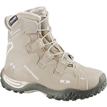 Salomon Snowtrip Ts Wp Winter Boot Women S Winter Boots Women Boots Salomon Boots