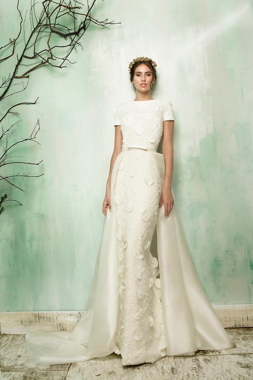 Vestidos novia maria barragan