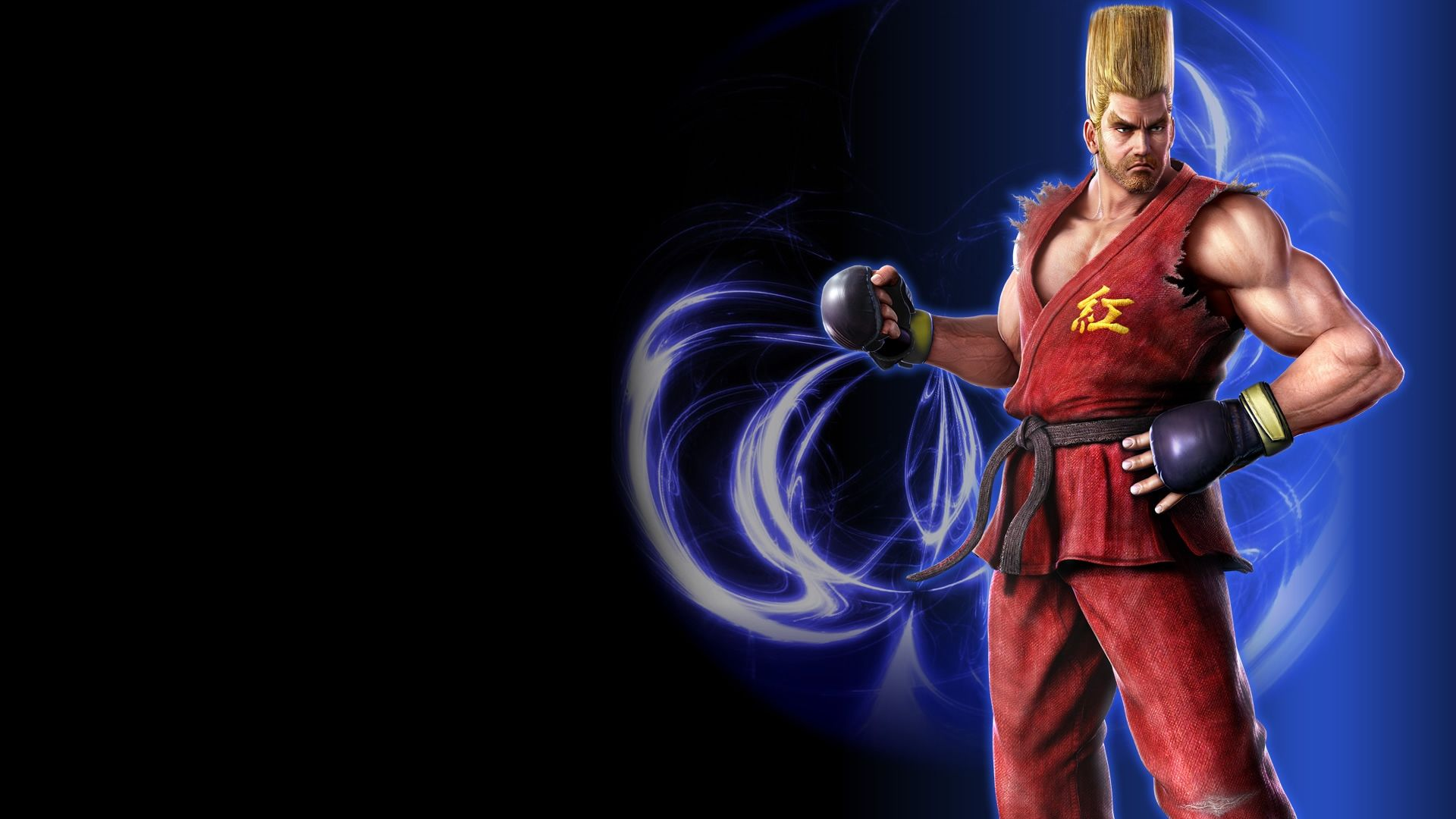 1920x1080 Hd Wallpaper Of Paul Phoenix Tekken 7 Fated Retribution Video Game Tekken 7 Paul Favorite Character