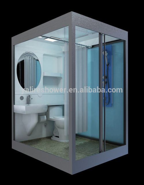 Source All In One Bathroom Units Prefab Integrated Suit Cabin Unit