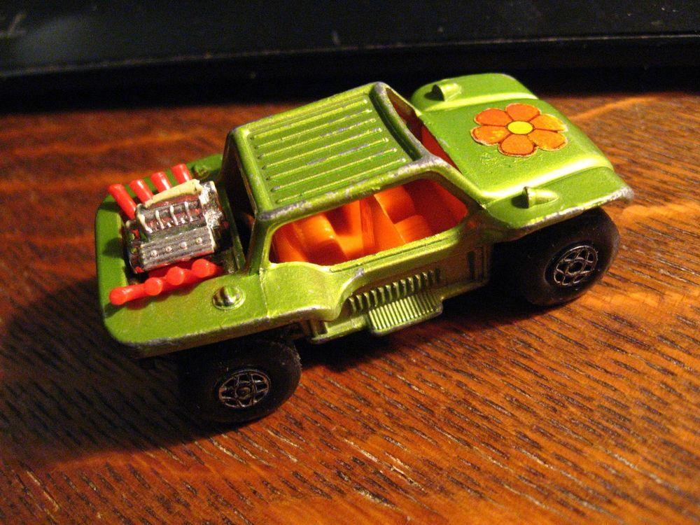 Matchbox Vintage Baja Dune Buggy Car 1971 Lesney England