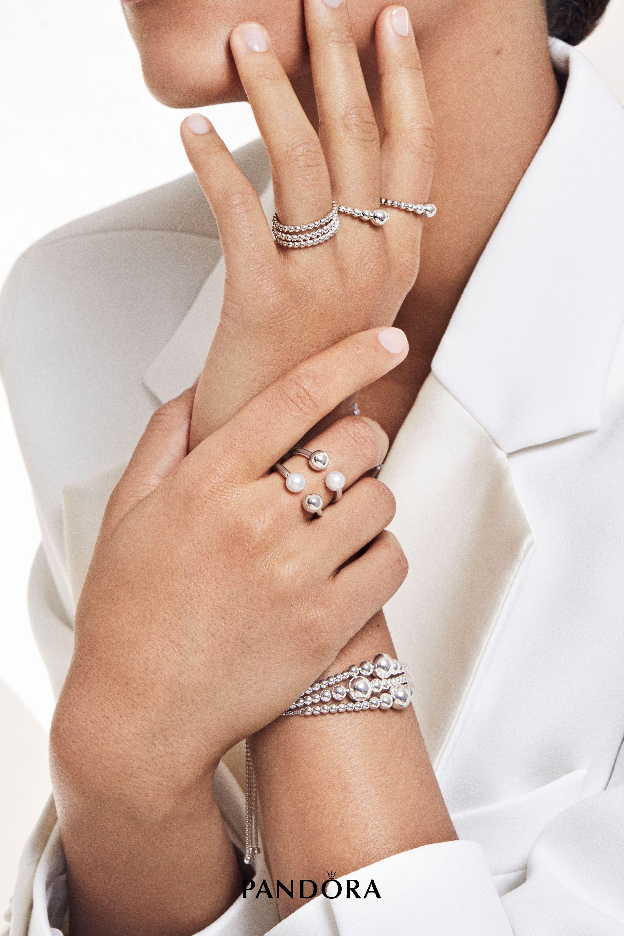 Presenting The New Purely Pandora Jewellery Collection Versatile