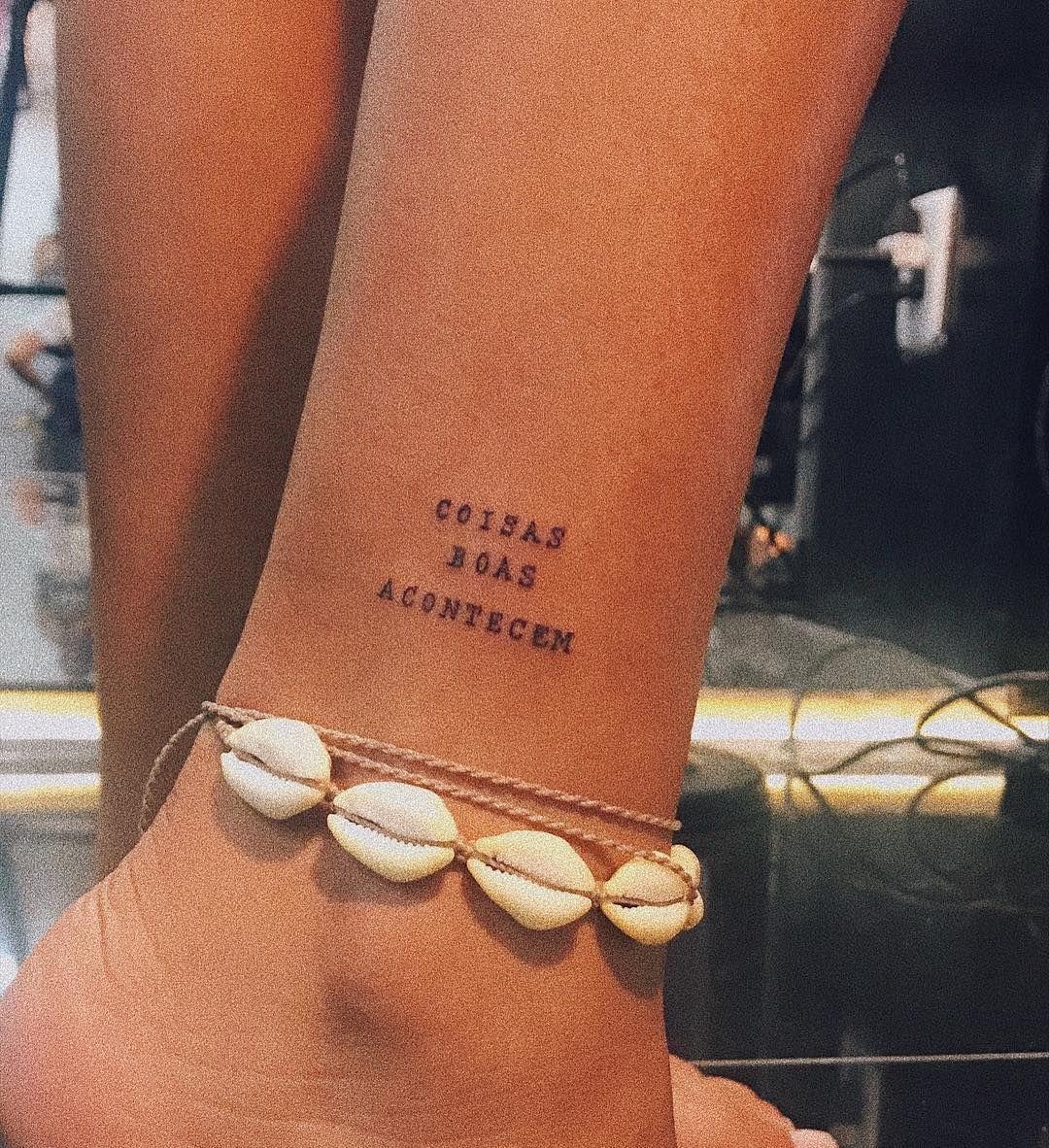 Acredite Com Imagens Tatuagen Delicada Tatuagem Pequenina
