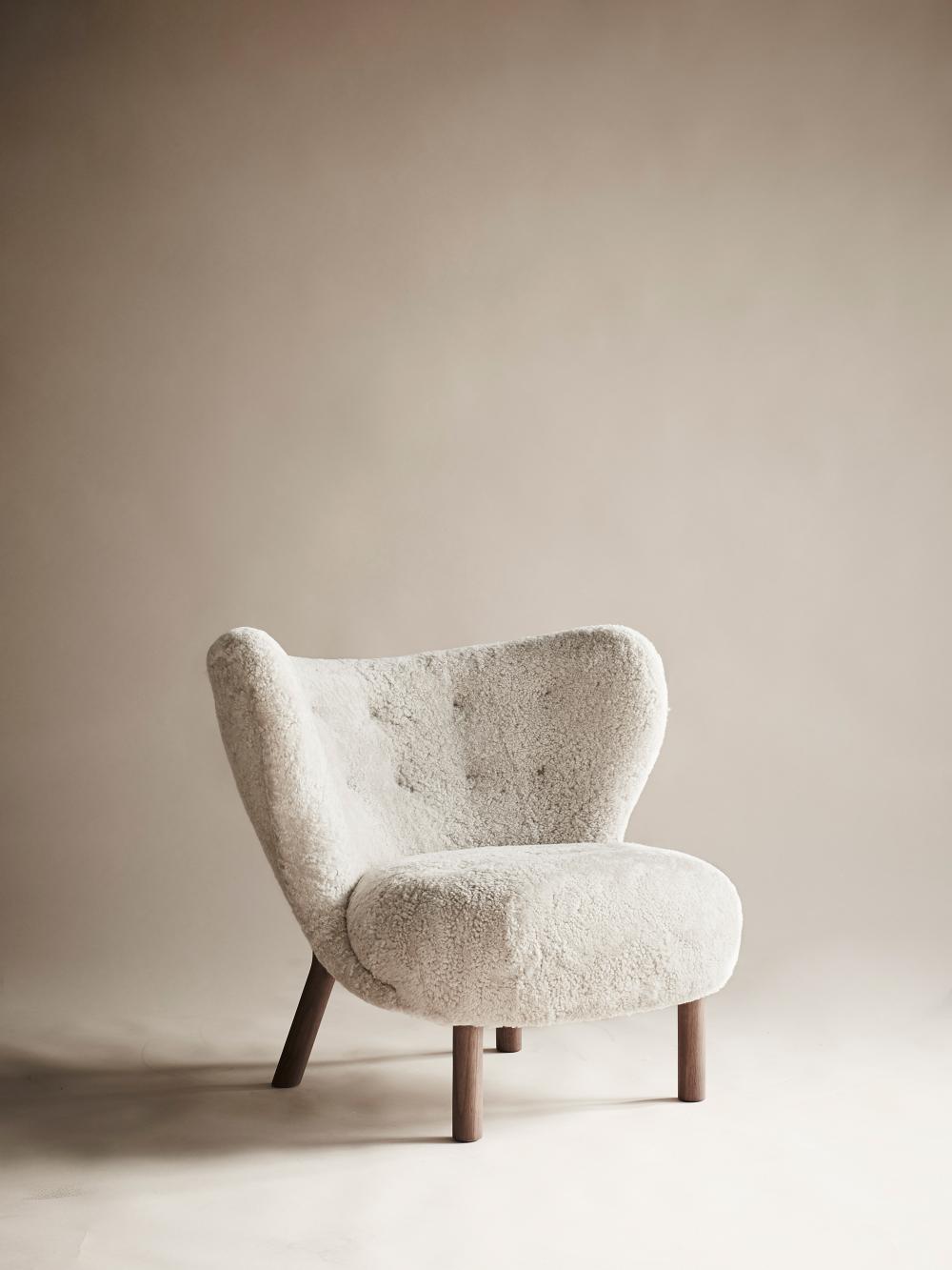 Little Petra VB1 – Sheepskin – Oiled Walnut in 2020 | Small