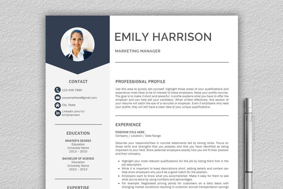 Resume Template Cv Template Resume Template Cv Template Letter Templates