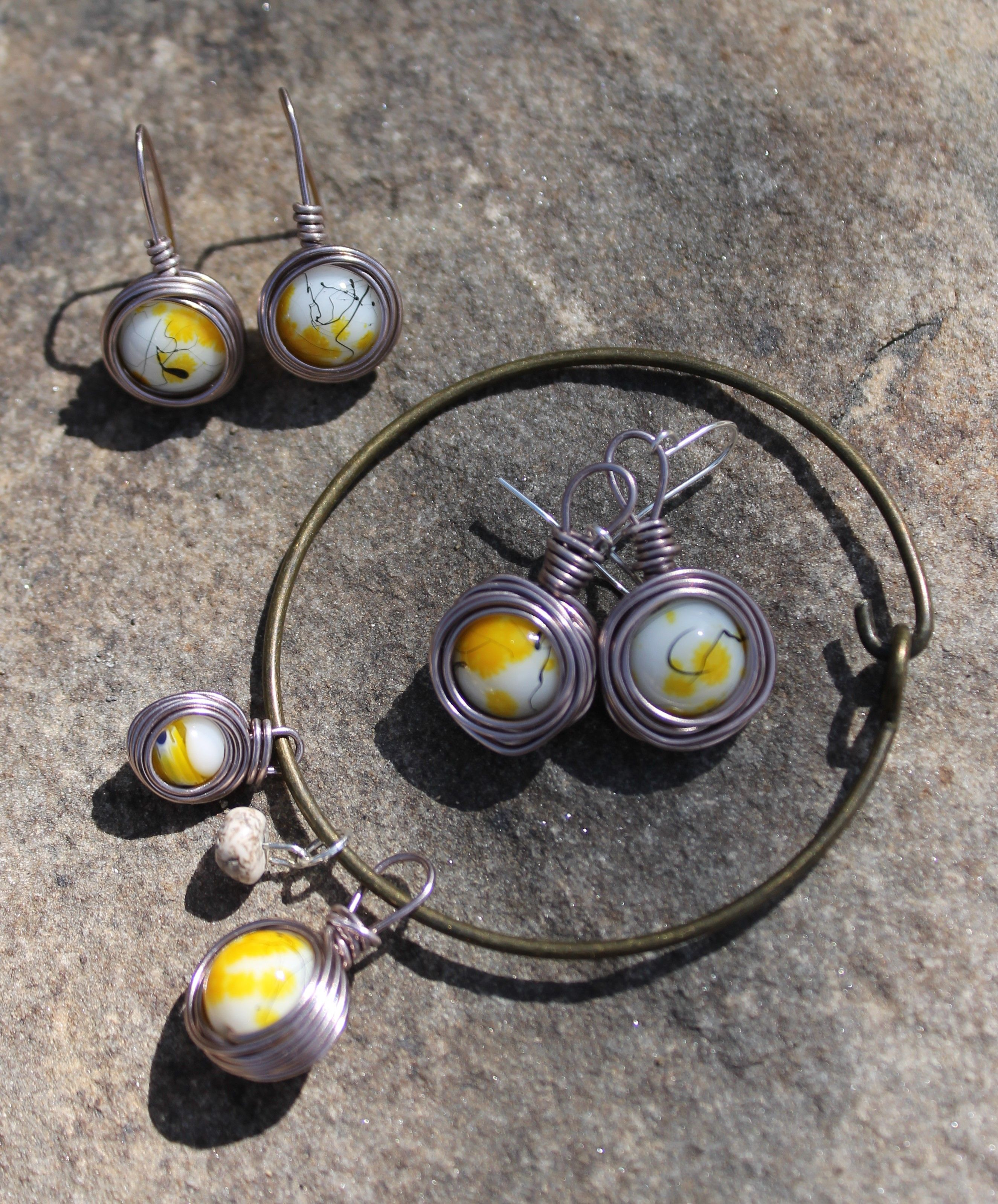 Pin by vickie Lidholm gaither on Jewelry   Pinterest   Wire wrapping ...