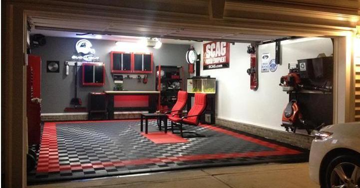 Led Lights For Garage And Workshop Mancave Garage