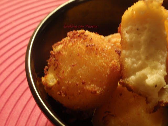 Cooking con Pausan: Croquetas de parmesano