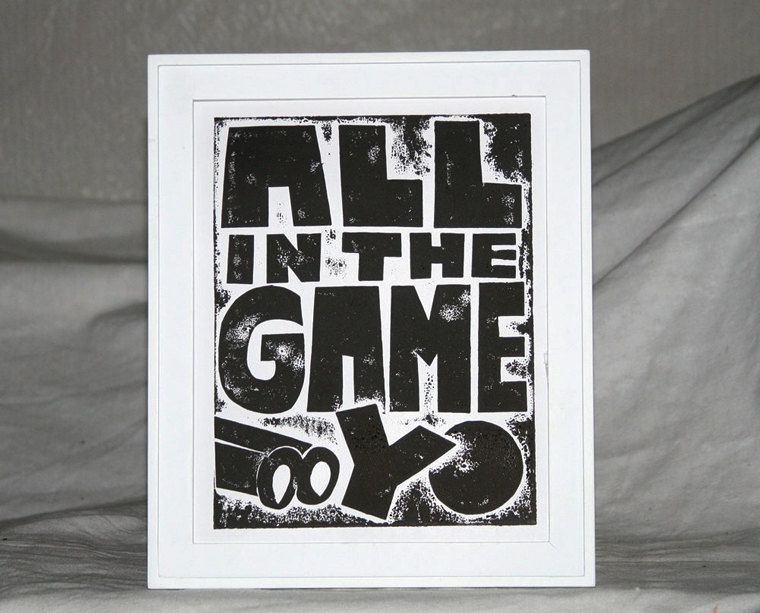 Omar Little Quotes All In The Game Yo The Wire Poster Hbo Omar