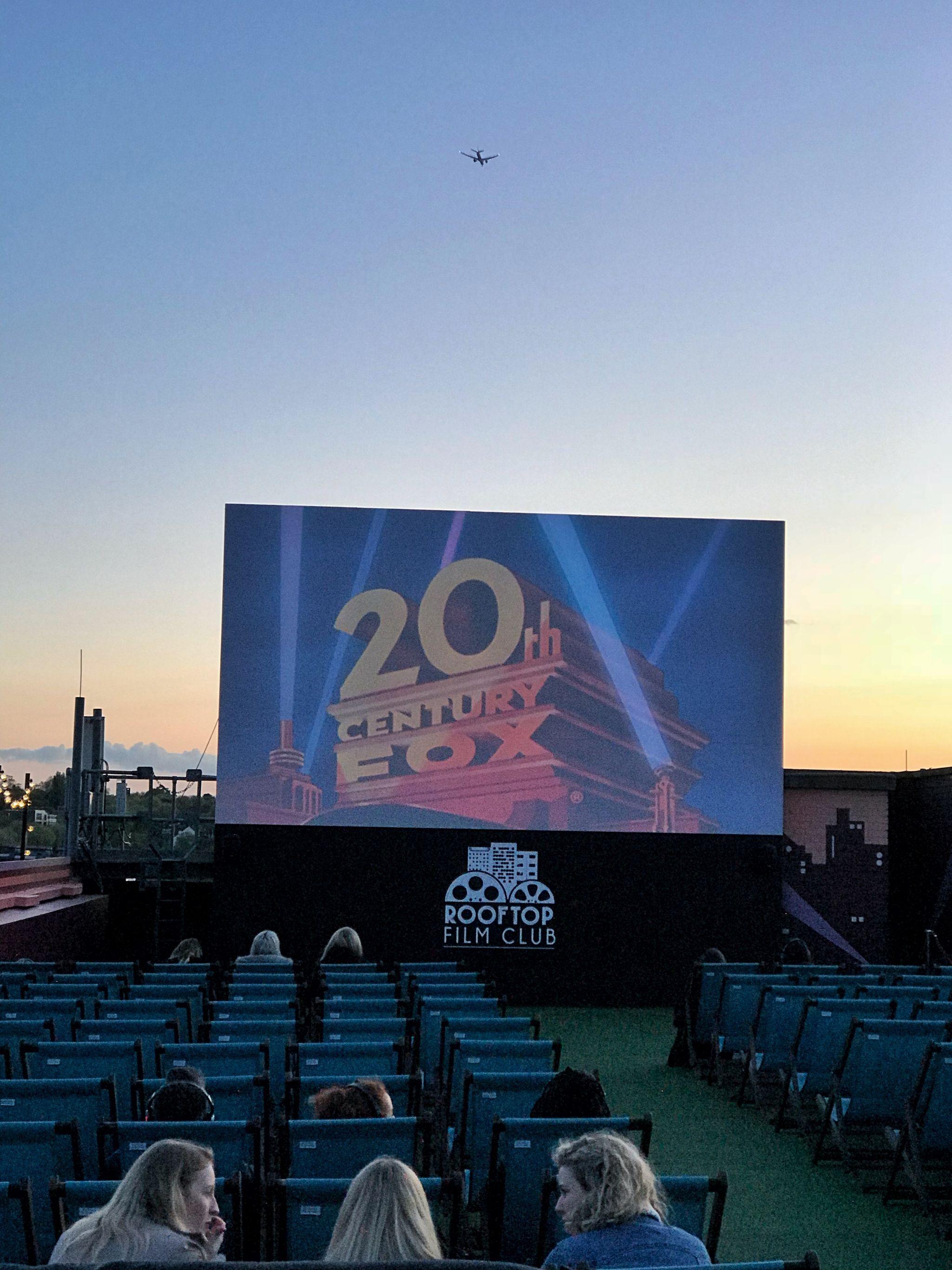 THE PERFECT DATING LOCATION IN LONDON: ROOFTOP CINEMA CLUB - Natasha Atlas