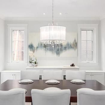 Pale Gray Dining Room Walls   Design Photos, Ideas And Inspiration. Amazing  Gallery Of Interior Design And Decorating Ideas Of Pale Gray Dining Room  Walls ...