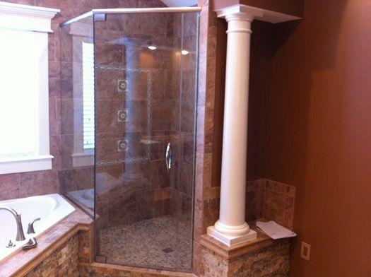 Residential Custom Glass Doors Kansas City Glass Company Precision