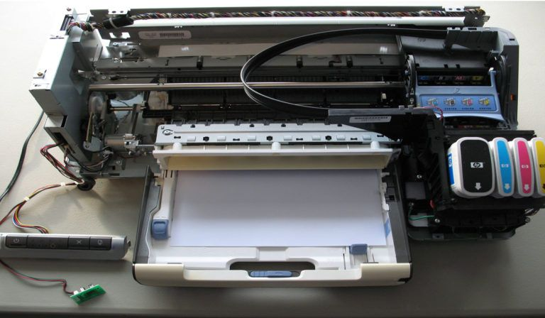 Steps to connect an HP Printer to an Apple Laptop Hp