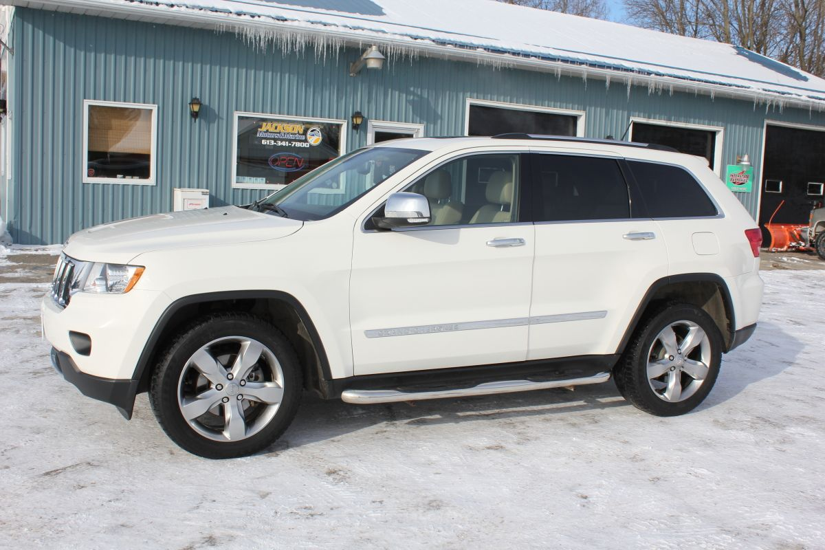 Pin on SOLD! 2012 Jeep Grand Cherokee Limited 4x4 LUXURY