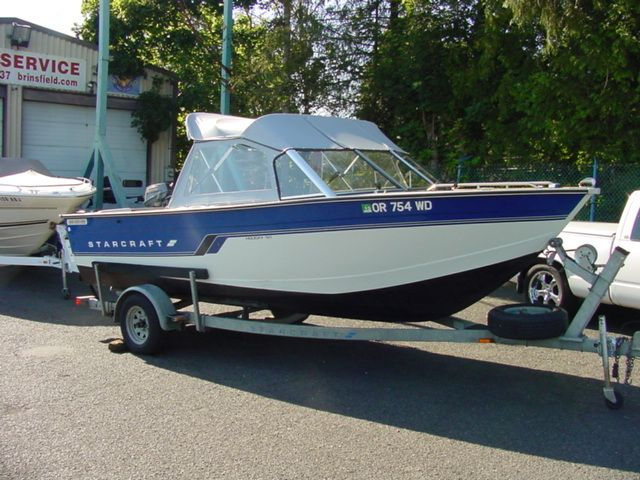 Starcraft Boats Holiday For Sale In Portland OR - Blue fin boat decalsblue fin sportsman need some advice pageiboats