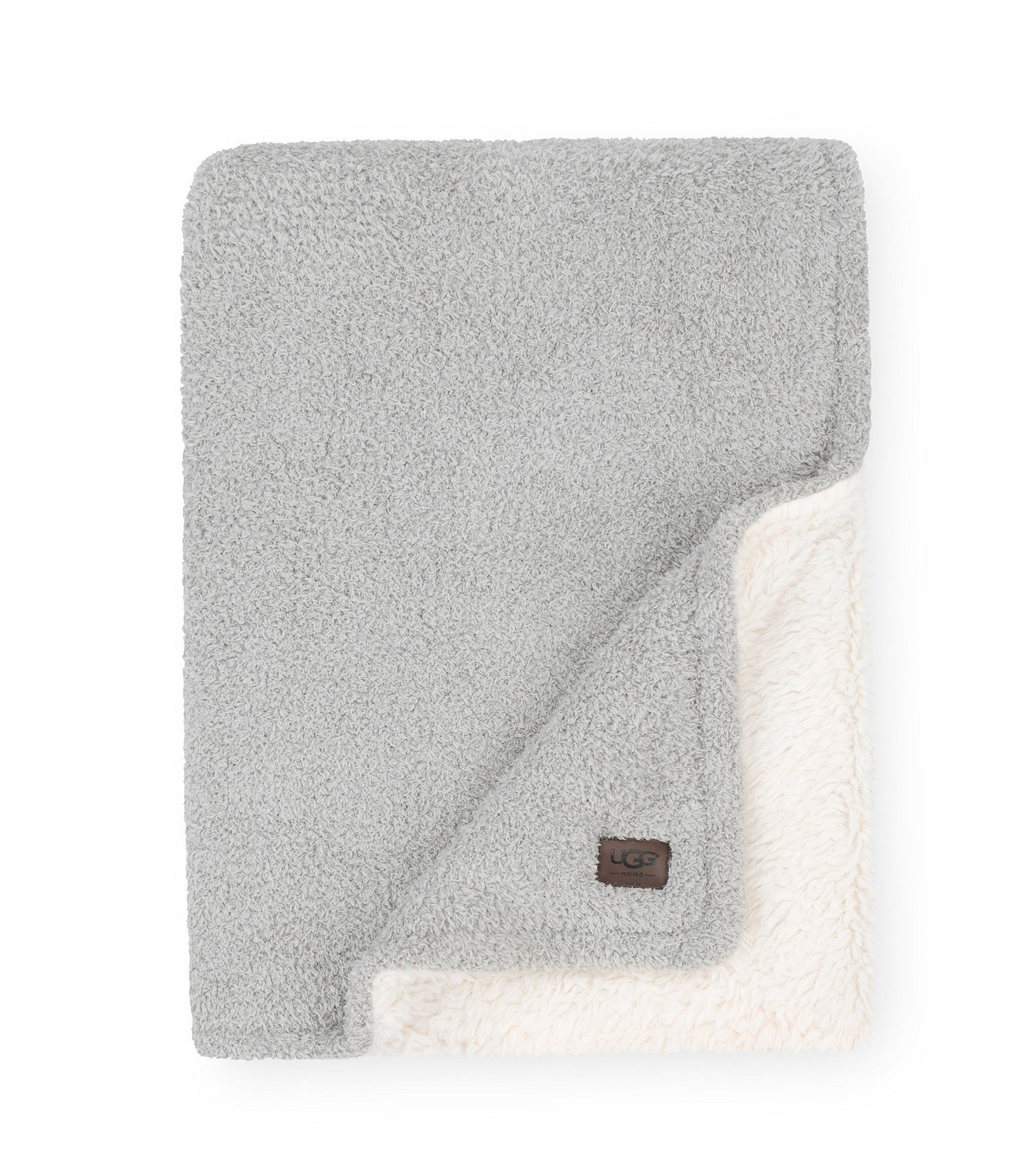 how to wash ugg sherpa blanket