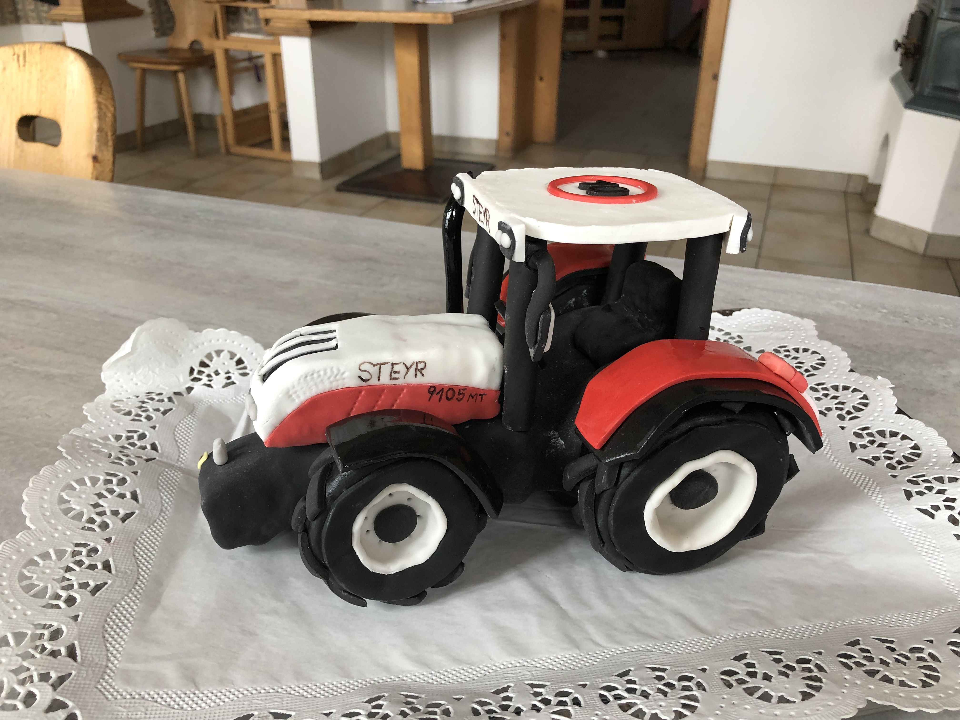 Traktor Torte Traktor Torte Steyr Traktor