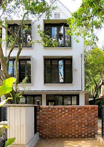 PROJECTS   TWO TOWNHOUSES :: STUDIO BIKIN | Architect, Kuala Lumpur,  Malaysia