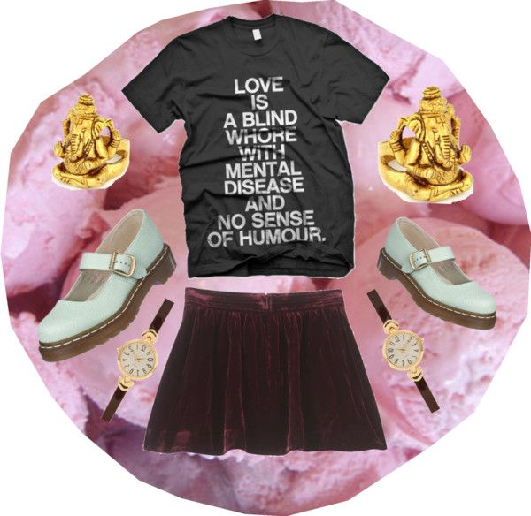 """""""how bizzare"""" by lightthebulb ❤ liked on Polyvore"""