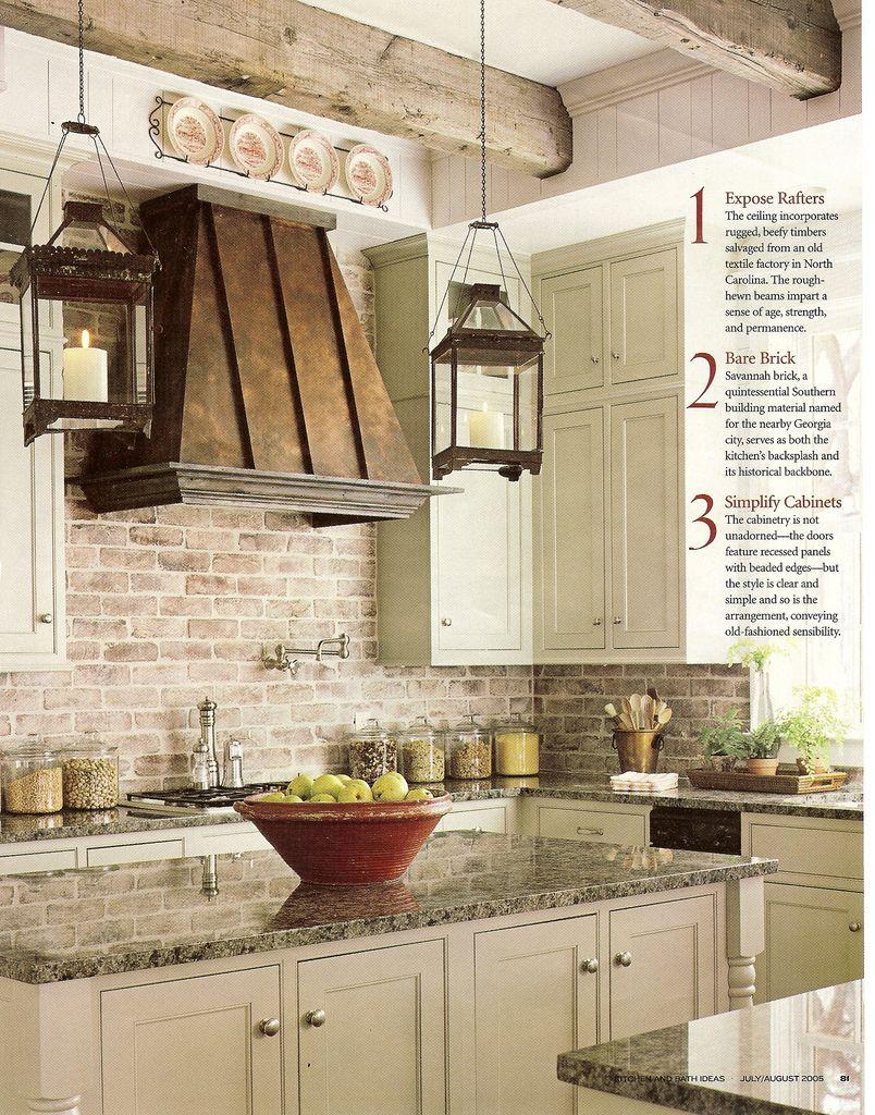 Rustic Kitchen | Küche, Einrichtung und Häuschen