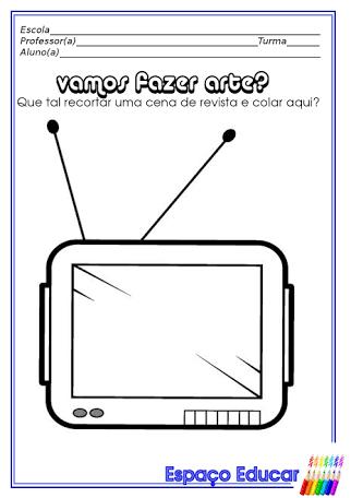 Resultado de imagem para projeto sobre meios de comunicação para ...