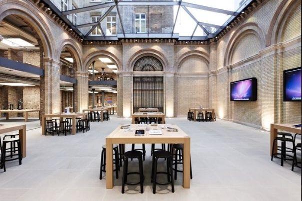 paris apple store Пошук Google Apple store interior