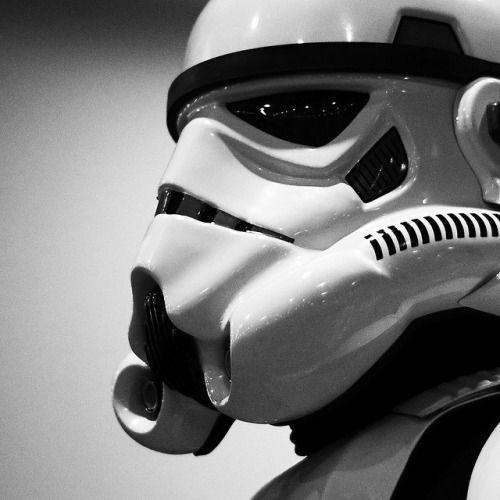 Trooper mask
