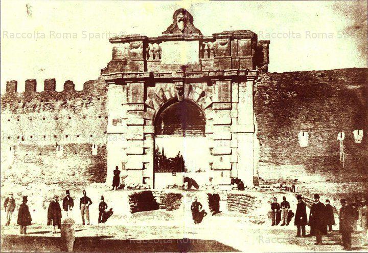 Roma Sparita - Porta San Giovanni