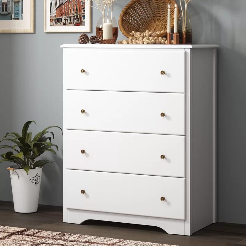 Ebern Designs Naewe 4 Drawer Chest Wayfair Bedroom Drawers Furniture Bedroom Dressers 4 drawer chest of drawers