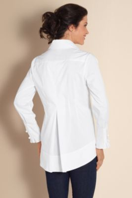shop for official special for shoe how to find Shapely Tuxedo Shirt - Womens Tuxedo Shirt, Tuxedo Blouse ...