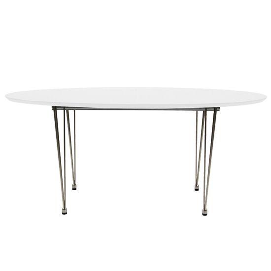 Belina Oval Dining Table Eettafel Meubilair Eetkamer