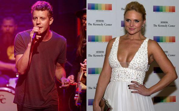 Miranda Lambert is reportedly dating fellow singer Anderson East.