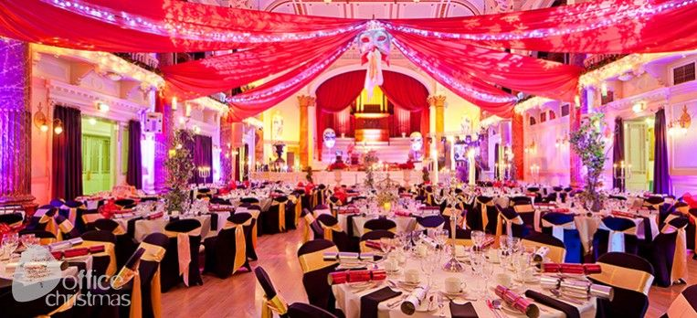 home Office Christmas | Corporate Christmas Parties 2013