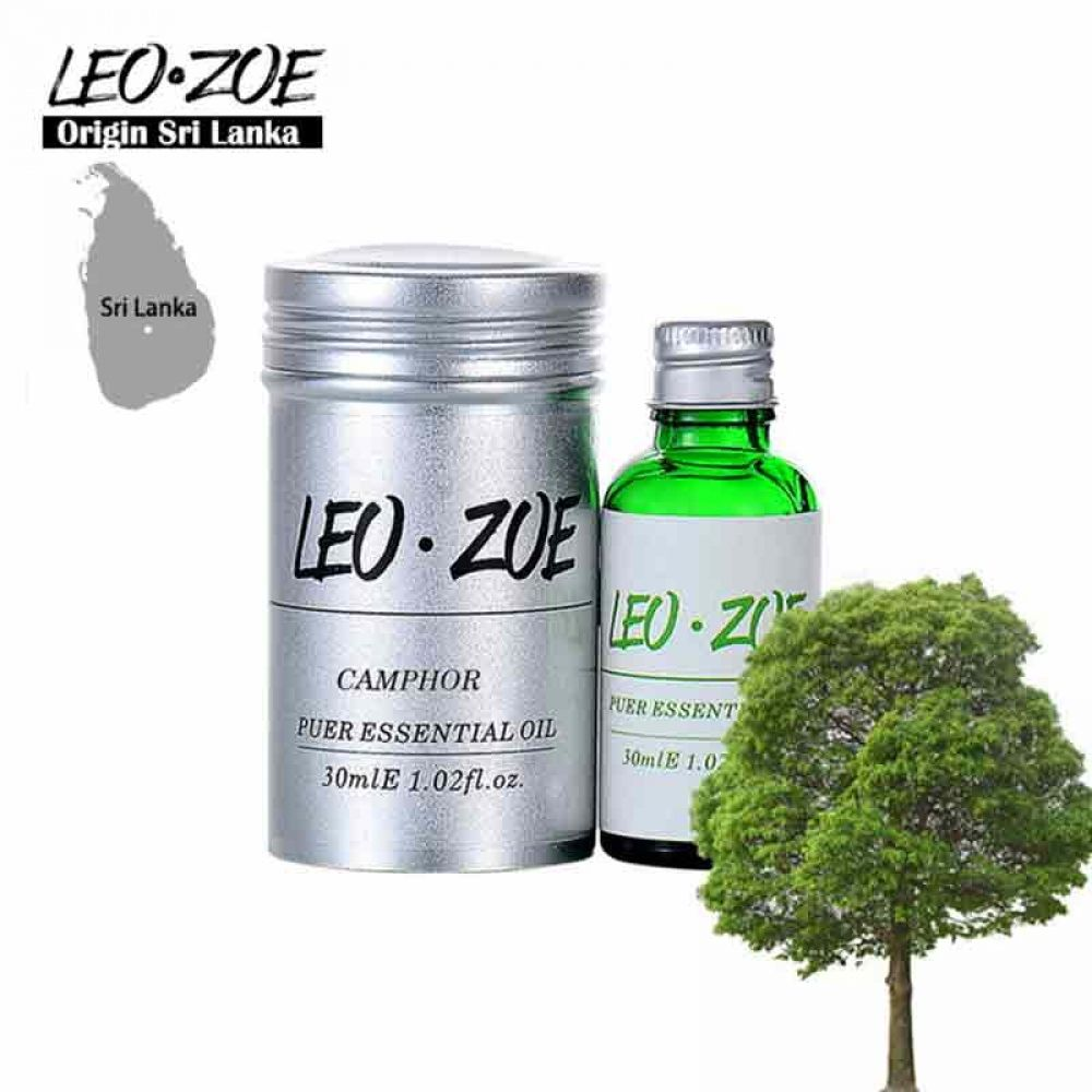 Well Known Brand Leozoe Camphor Essential Oil Certificate Of