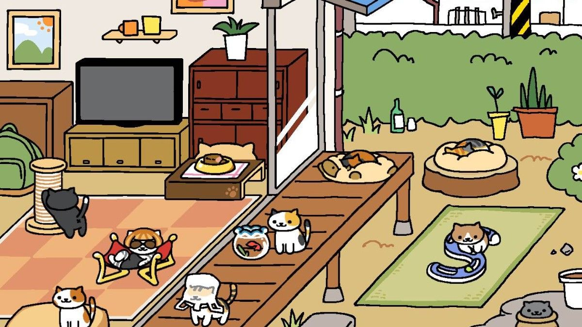 NEKO ATSUME KITTY COLLECTOR Hack Unlimited Gold Fish