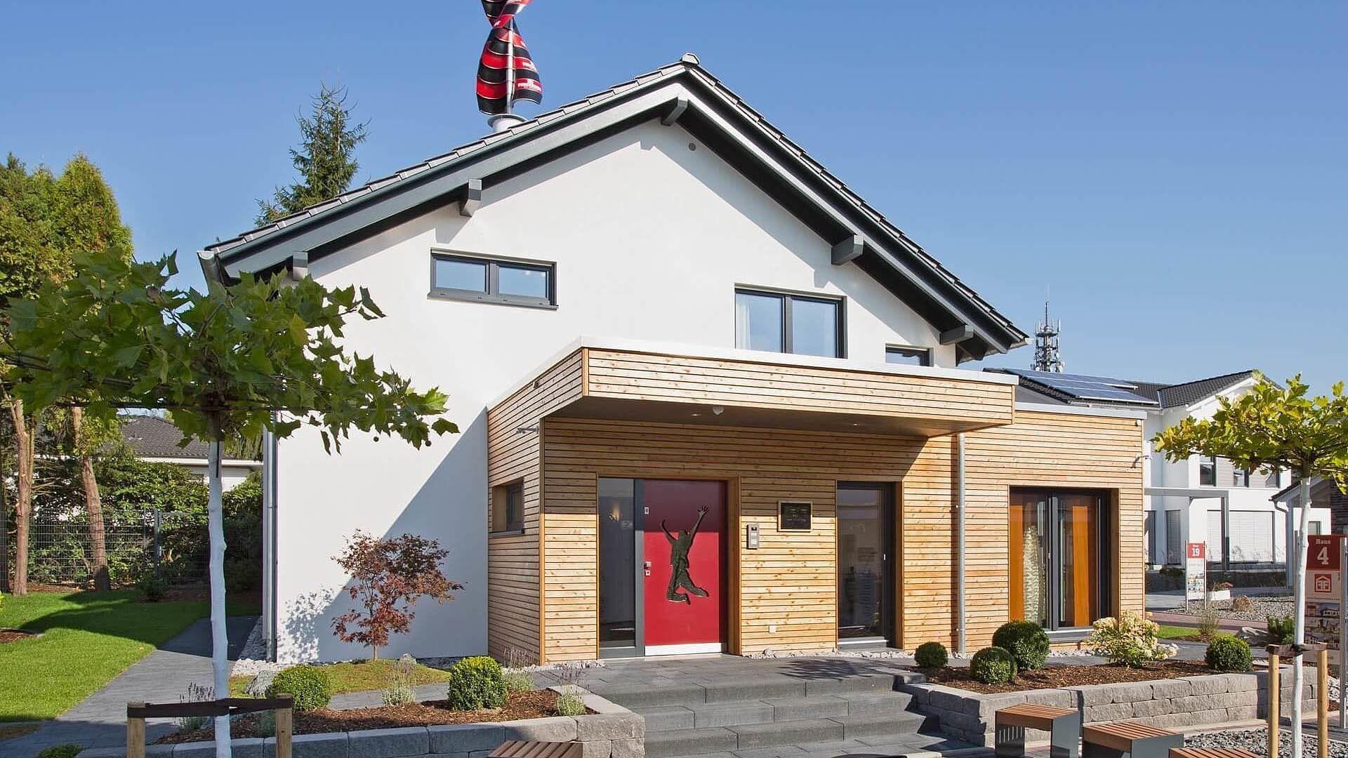 Musterhaus Wuppertal In 2020 Fingerhut Haus Haus Und Fassade Haus