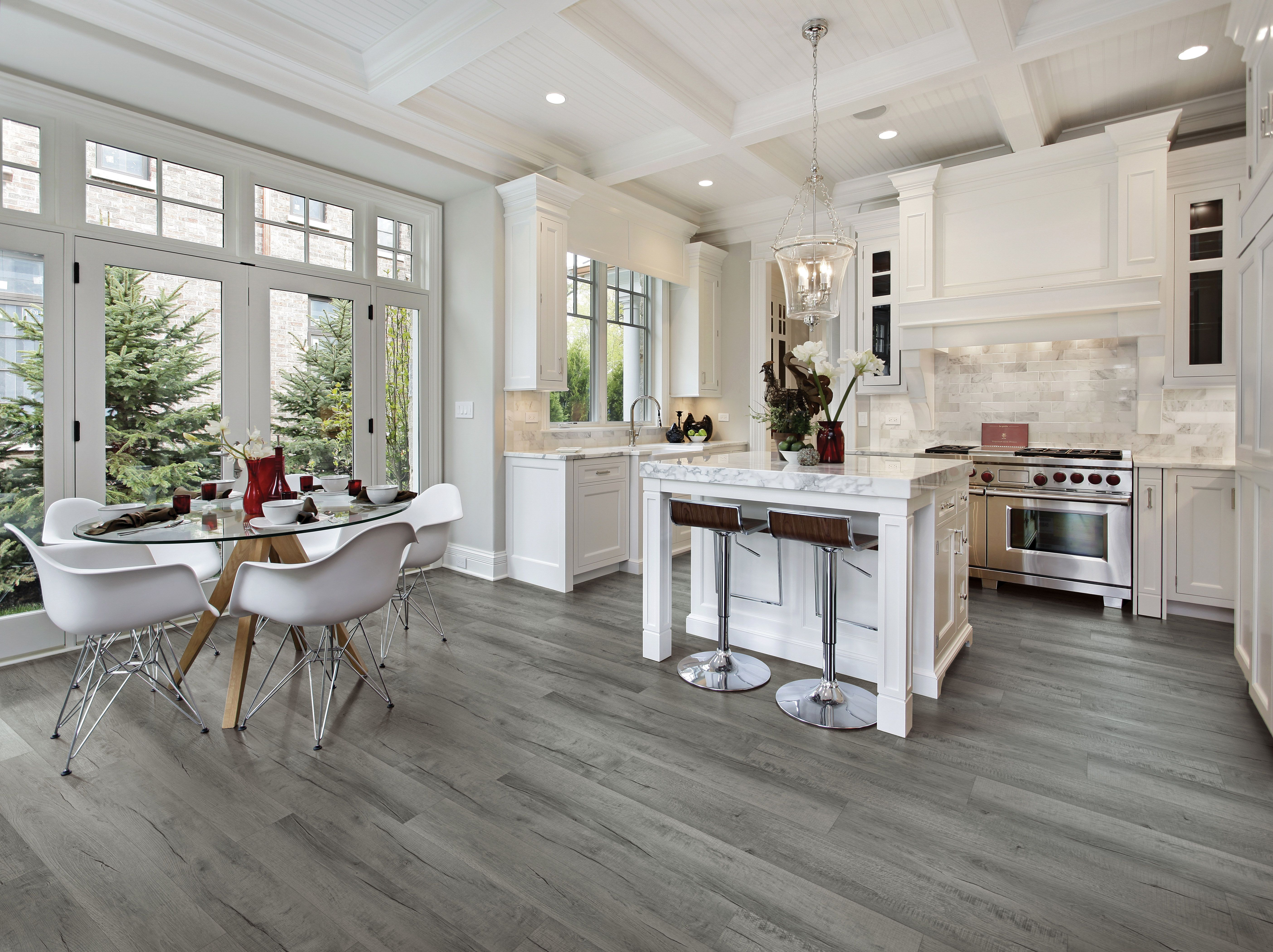 Stainmaster Pet Protect Luxury Vinyl Tile Lvt Lvp Plank Exposed