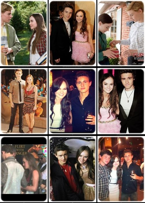 callan mcauliffe and madeline carroll relationship