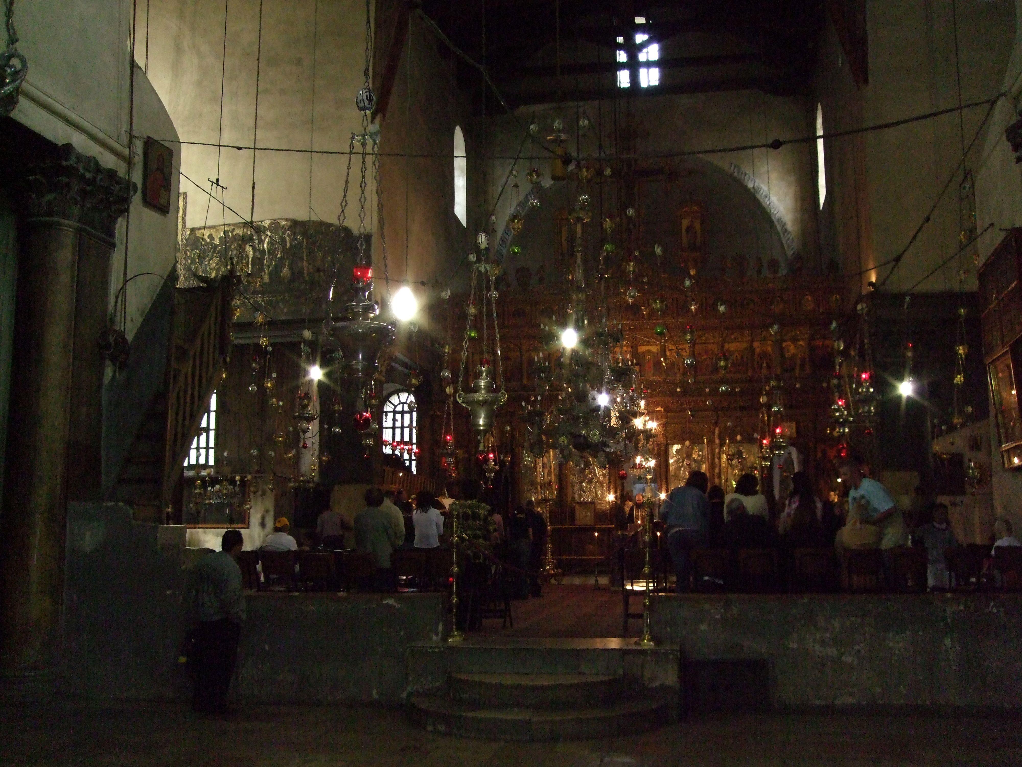 Santo Sepulcro, Jerusalem.