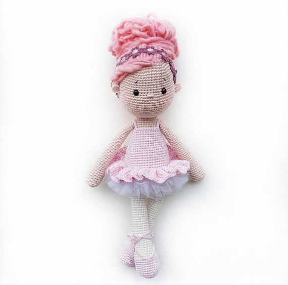 Amigurumi Crochet Doll \