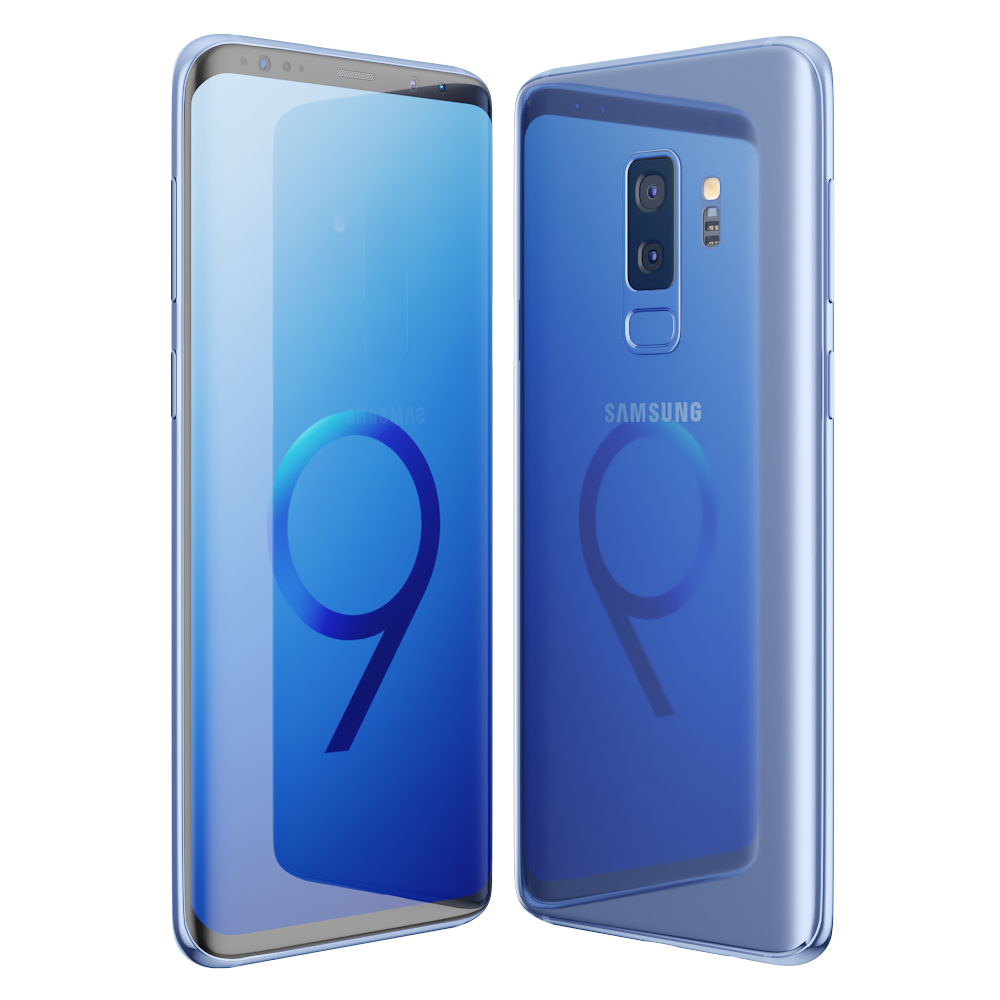 Samsung Galaxy S9 Plus All Colors 2 New Colors Samsung Galaxy Samsung Galaxy S9 Samsung