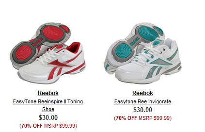 Save Up To 70% On Reeboks!!!!! All Your Favorite Styles From 6PM.com:) http://www.6pm.com/reebok~1?zlfid=72