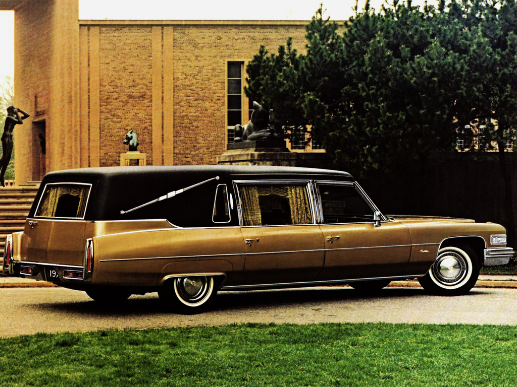 1973 cadillac miller meteor hearse cadillac ambulans hearse pinterest cadillac and cars