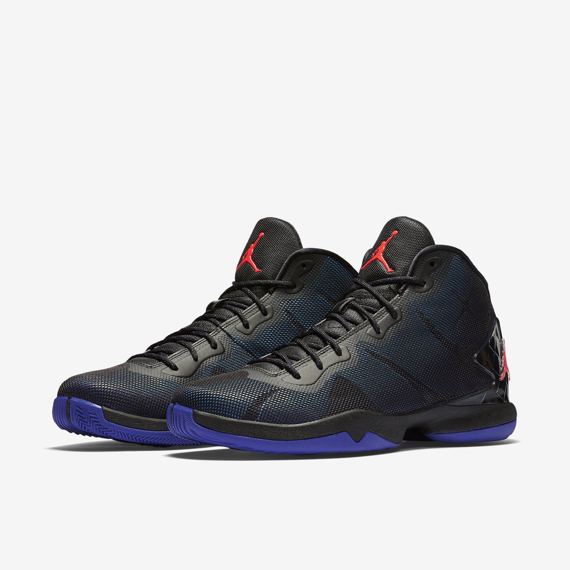 super popular c5425 b589e Chaussures Jordan Super.Fly 4 Noir Bleu 139.80€ sur www.basketstore.fr