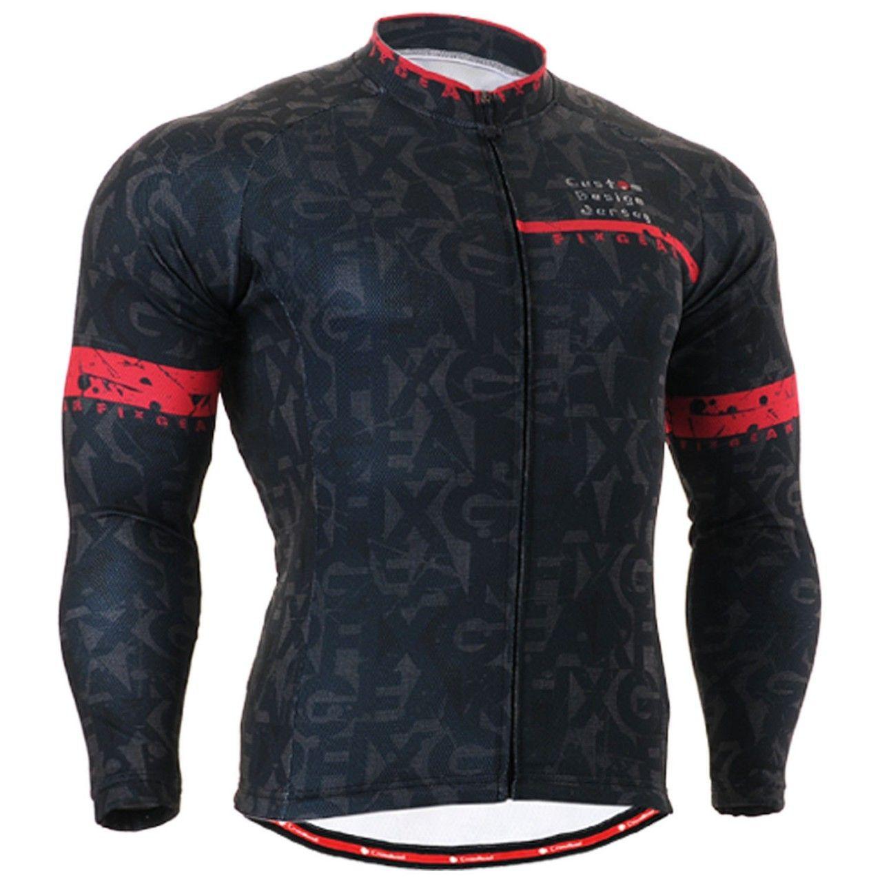 Best Cut   Best design for the best fit in any biking jerseys shirts - long  sleeve 644f6d383