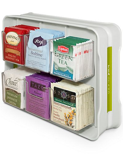 Some of you have to get in on this: YouCopia 10in Tea Stand