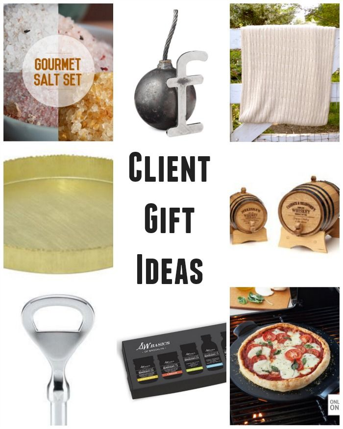 Unique Client Gifts | Client gifts, Gift ideas and Gifts