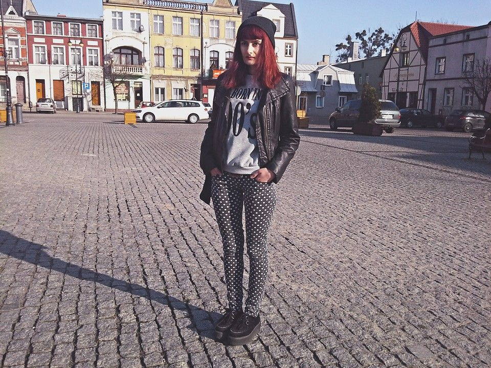 Karolina K. - 90s kid