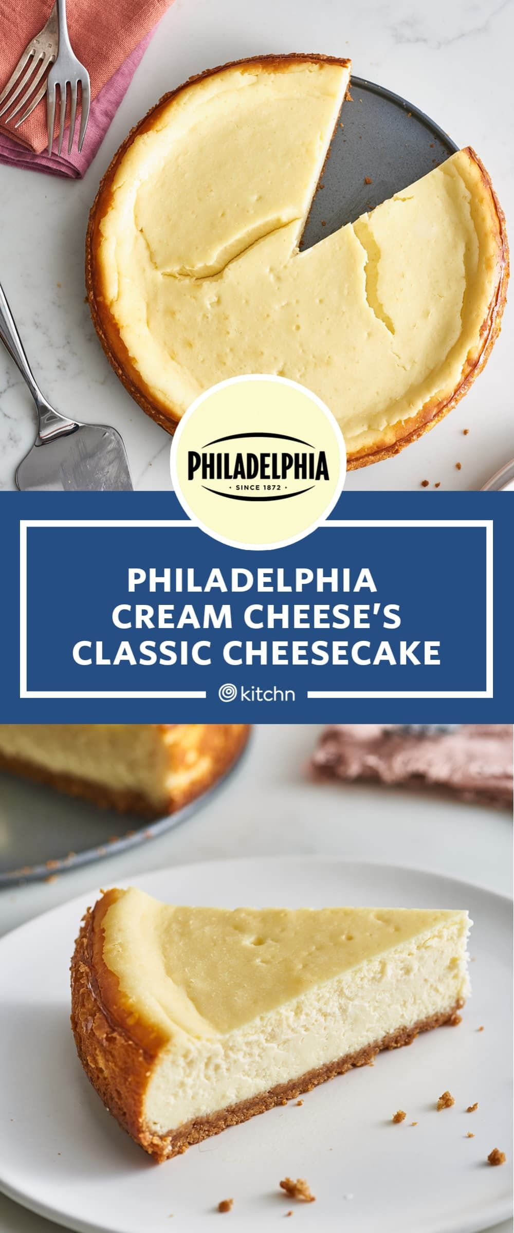 Photo of The Classic Philadelphia Cheesecake Recipe Is as Easy as It Gets. But Is It Too Good to Be True?